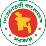 Logo of the Government of the People's Republic of Bangladesh